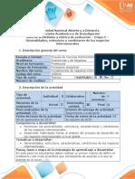 Guía de Actividades y Rúbrica de Evaluación - Etapa 2 - Generalidades y Condiciones de Los Negocios Internacionales
