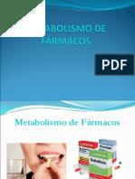 Metabolismo de Fármacosc