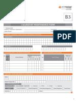 I-bizRAKYAT Maintenance Form (B3)