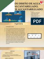 CAUDALES DE DISEÑO.pptx