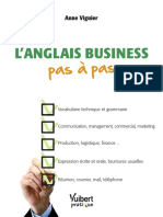 l'Anglais Business