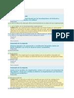 examen sistemas organizacionales