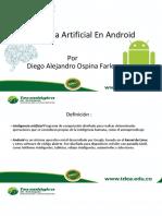 Inteligencia Artificial en Android