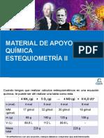 Material de apoyo Clase 11 Estequiometría II 2016.ppt