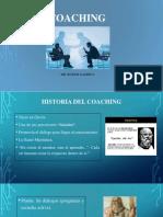 1. Coaching. Historia. Tipos.
