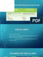 Visual Arts Ppt