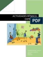 Educ Fisica Activ Ritmico Expresivas