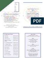 IACF Dinner Invite 2010