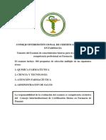 Temario Del Examen Para Licenciados y Tecnicos de Farmacia-primerodeoctubre2018 (1)