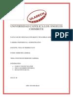 Fuentes de Derecho Laboral Gruposs
