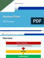 1. Human Error.pptx