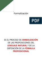 Formalización(1)