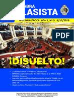SUTEP La Libertad- Revista La Palabra Clasista NE 3-2019