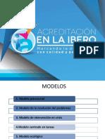 Modelos de estrategias de intervención
