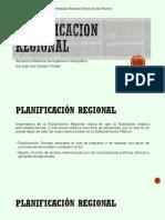 PLANIFIACION REGIONAL