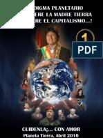 Paradigma planetario ¡O se muere la madre tierra o se muere el capitalismo!