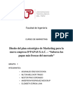 Plan Estrategico Trabajo Final