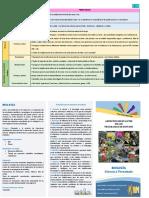 Planes  y  programas  de Biología