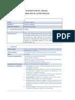 Descripción de Cargo y Análisis de Competencias (Secretaria General)
