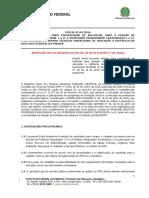Edital 04.2016 Seleção de Bolsistas Para Cursos Técnicos 2015 Atualizado Com Retificações Do Edital 05.2016