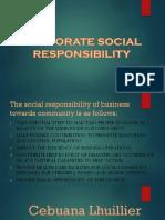 Cebuana CSR