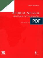 M´BOKOLO, Elikia. Um renascimento africano