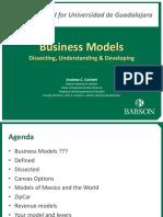 Corbett Business Models
