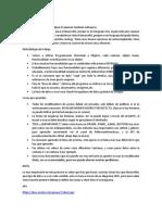 Modelo de Trabajo (is)