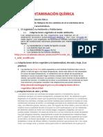 Contaminaciòn Quìmica Marissa Huaman Nuñez (1)