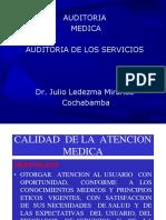 Calidad en Los Servicios de Salud 2011
