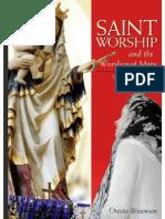 Orestes Augustus Brownson - Saint Worship and the Worship of Mary _ Why Devotion to the Saints Makes Sense-Sophia Institute Press (2003)