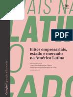Elites Empresariais, estado e mercado na América Latina