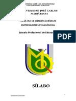SILABO DE FILOSOFÍA DE LA EDUCACIÓNNN.docx