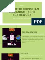 NSTP ACH Framework