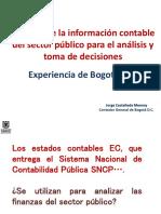 Fzas Públicas Utilidad de La Información Contable