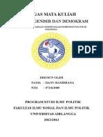 f 17025 Tugas Polgen Danu Ramdhana 071013089
