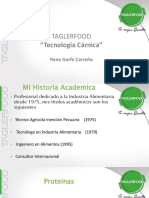 Curso de Tecnología Carnica - RG 120819 Bolivia