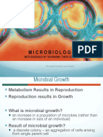 Microbial Nutrition and Growth