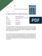 Primer Informe de Viremia Primaveral Del Virus de La Carpa en Percocypris Pingi En