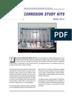 Corrosion Studies Kits BP01