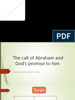 The Call of Abraham and God's Promise