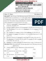 Railway Paper 7