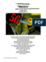 The 5G Electromagnetic Mad Zone