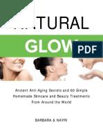 Natural Glow Book