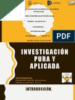 Inv, Pura y Aplicada.pptx