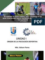 Unidad I_Psicología Deporte