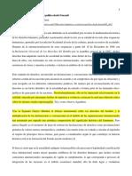 Derechos humanos y resistencia política desde Foucault