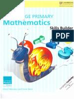 Cambridge Primary Mathematics Stage 1 Skills Builder