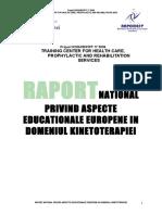 Raport national
