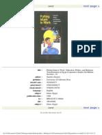 [Gregory Starrett] Putting Islam to Work Educatio(BookFi)